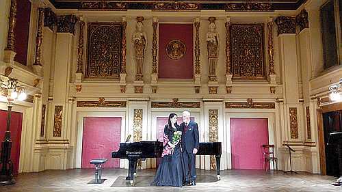 Sachiko KUROKAWA(Soprano)+Anton NEYDER(Klavier)
