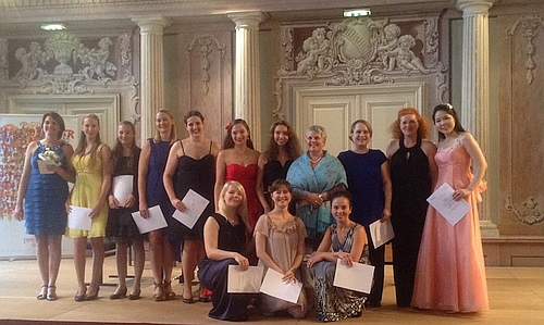 Final Concert of Austrian Master Class - zell an der pram