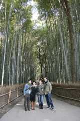kyoto with marit and mitch