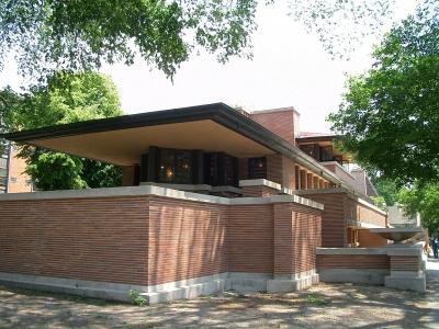 F.L.W Frederick C.Robie House
