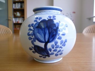 ロイヤルコペンハーゲン花瓶