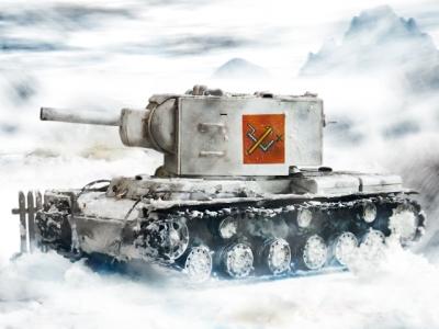 ソビエト KV-2重戦車 ギガント