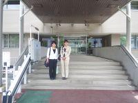 JT広島支店前