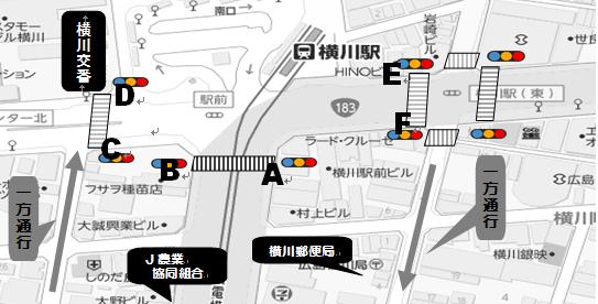 SP隊新聞地図