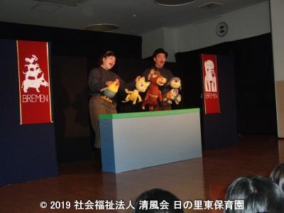 2019/10/17 人形劇