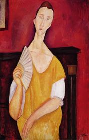 ルニア・チェホフスカ夫人の肖像