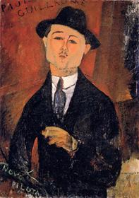 ポール・ギヨームの肖像(ノーヴォ・ピロータ)