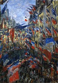 サン=ドニ街、1878年6月30日の祝日