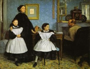 ベレッリ家の肖像
