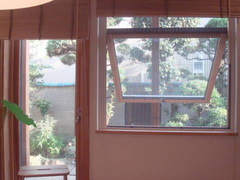 あかずの窓?