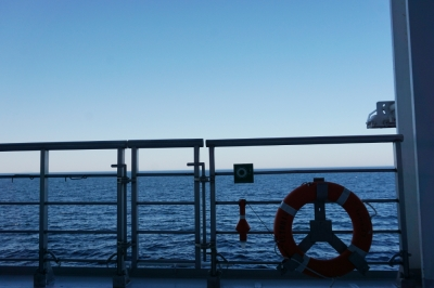 コスタビクトリア水平線2