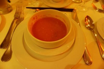 コスタビクトリアトマトスープ
