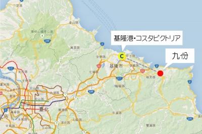 コスタビクトリア台湾地図1