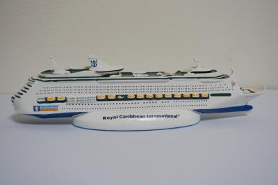 ボイジャーオブザシーズ模型5