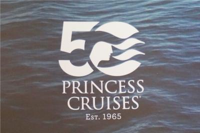 プリンセス・クルーズ50th