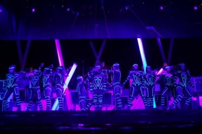 プリンセスシアターショーダンス
