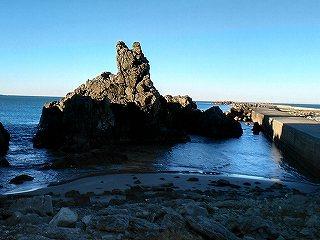 犬岩(千葉県銚子市)