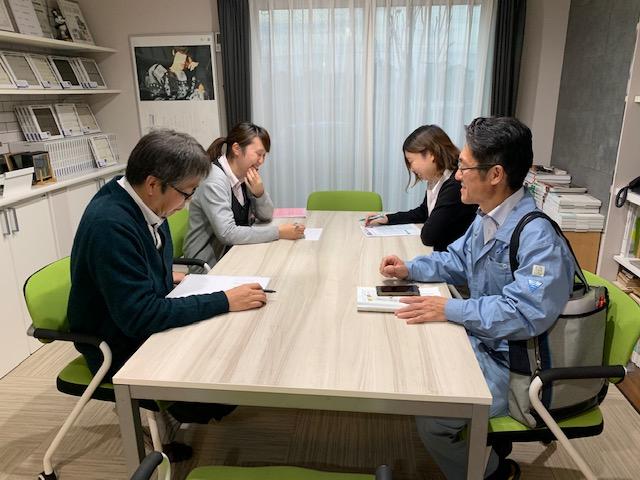 鈴木建設株式会社 イシンホーム千葉東総 理念と経営 共に学ぶ会 勉強会