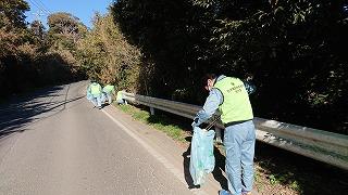 鈴木建設株式会社 イシンホーム千葉東総 地域貢献 清掃ボランティア