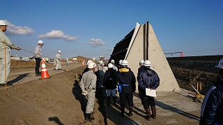 鈴木建設株式会社 海匝銚子分会 合同安全パトロール