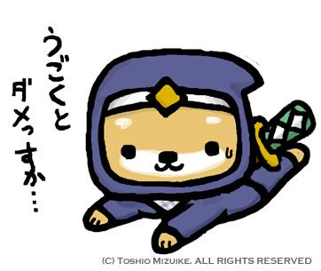柴忍者 犬 忍者キャラ