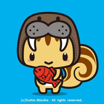 海象 セイウチ キャラクター