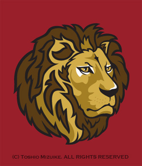 lion  Illustrator