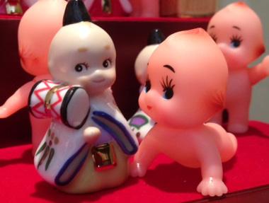 キューピー人形 おひなさま