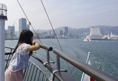 kobe 港 神戸港