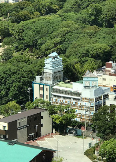 もうひとつの大阪城