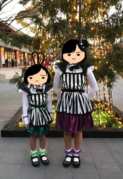 ももクリ 2017 ちびノフ コス 女祭り