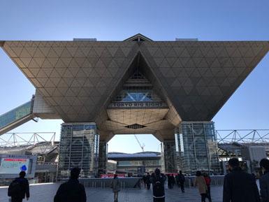 トウキョウ 東京ビッグサイト ギフトショー