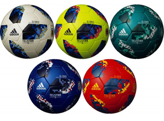 2018 FIFAワールドカップ 公式試合球