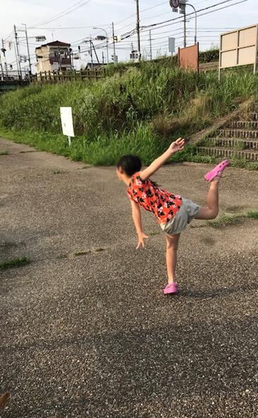 歓喜のピッチング練習