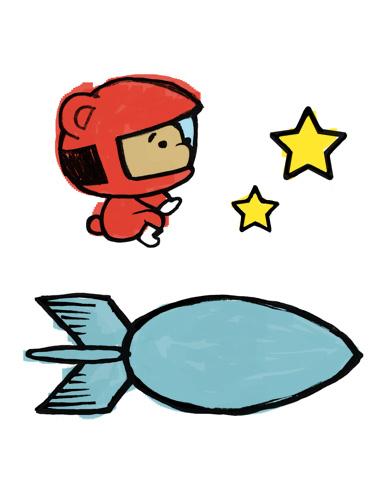 宇宙飛行士 イラスト キャラクター