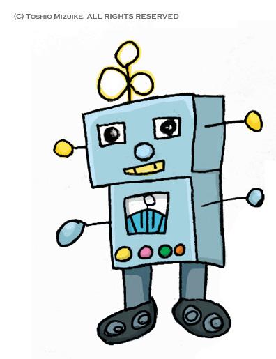 未来ロボ フューチャー