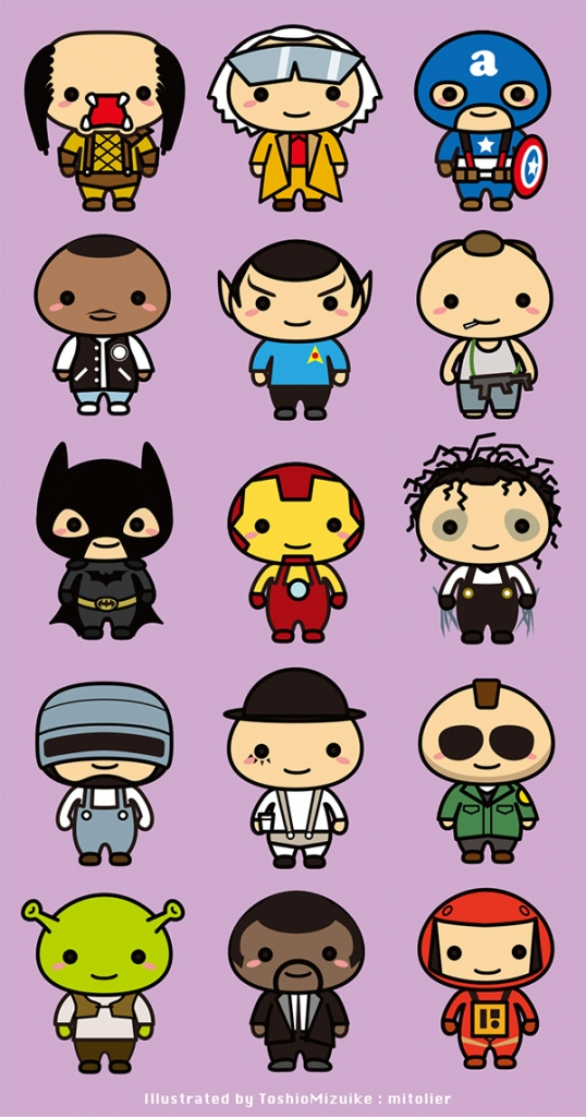 movie characters costumes