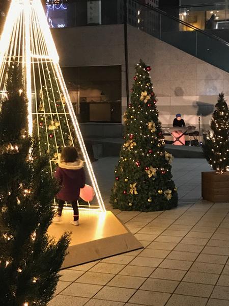 ドイツクリスマスマーケット 新梅田シティ