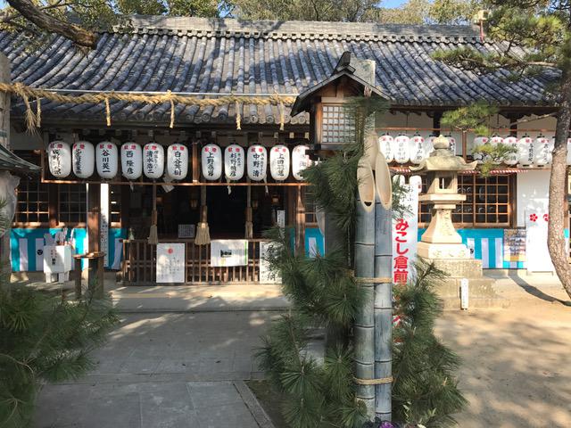ちぬ神社 茅渟神社