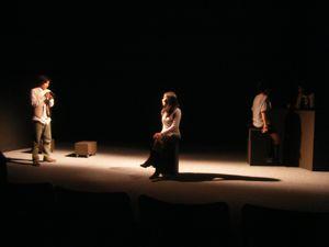 恋愛論舞台写真