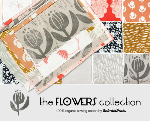Umbrella Prints The Flowers Collection