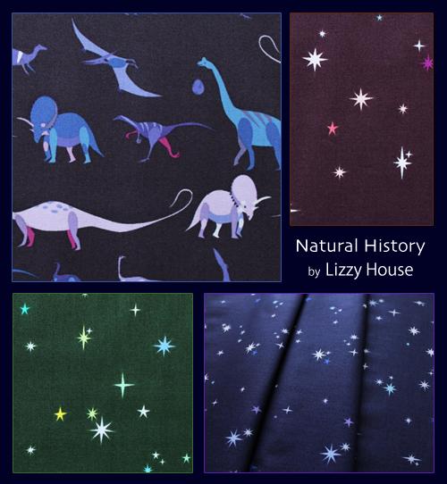 Andover Fabrics Natural History