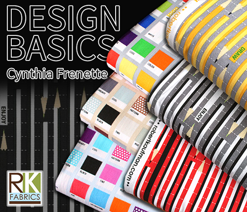 Robert Kaufman Design Basics Collection