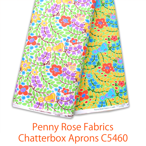 Penny Rose Fabrics Chatterbox Aprons C5460