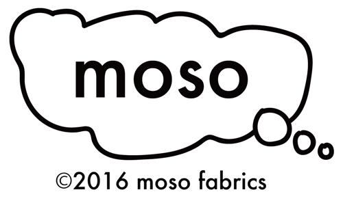 moso Fabrics ロゴ