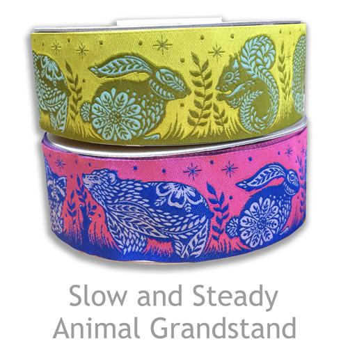 Renaissance Ribbons Animal Grandstand