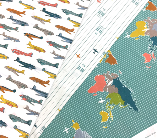 Birch Fabrics Trans Pacific Collection by Jay-Cyn Designs