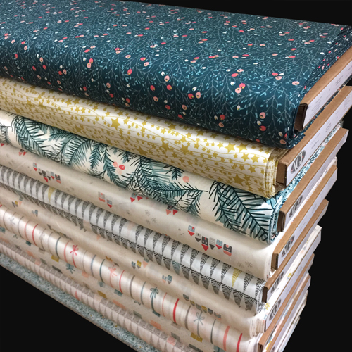 Art Gallery Fabrics Little Town Collection