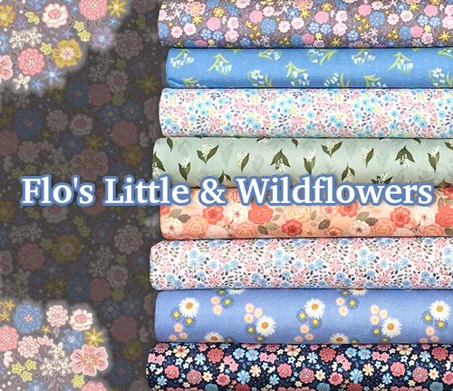 Lewis & Irene Flos Little & Wildflowers Collection