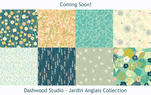 Dashwood Studio - Jardin Anglais Collection